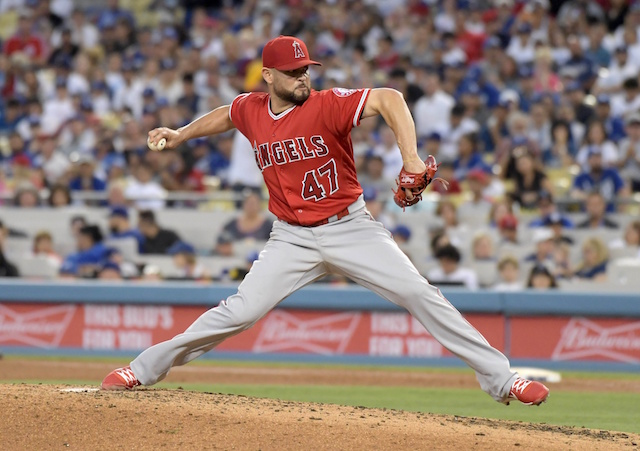 Dodgers Waste Rich Hill's Best Start Of Season, Angels' Ricky Nolasco Shines In Freeway Series Opener