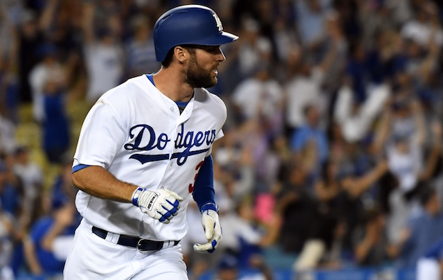 Dodgers Rally Against Fernando Rodney, Sweep Diamondbacks On Chris Taylor's Walk-off Single