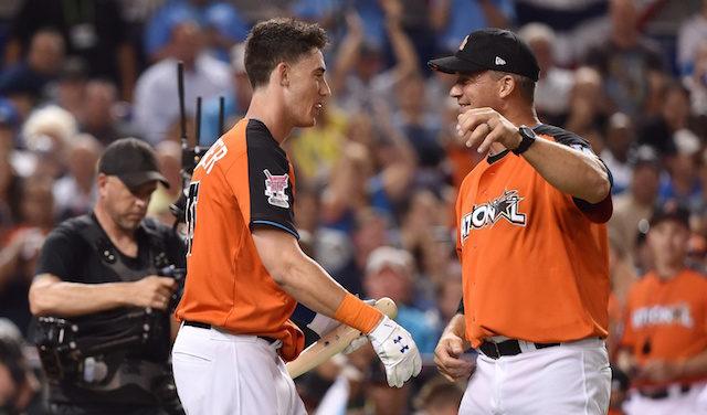 Cody Bellinger, Clay Bellinger, Los Angeles Dodgers