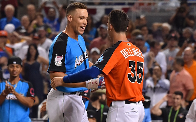 Cody Bellinger, Aaron Judge