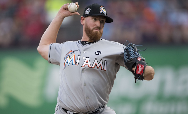 Dodgers Trade Rumors: Dan Straily Considered 'backup Option' To Yu Darvish And Sonny Gray