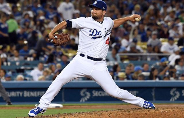 Luis Avilan, Los Angeles Dodgers