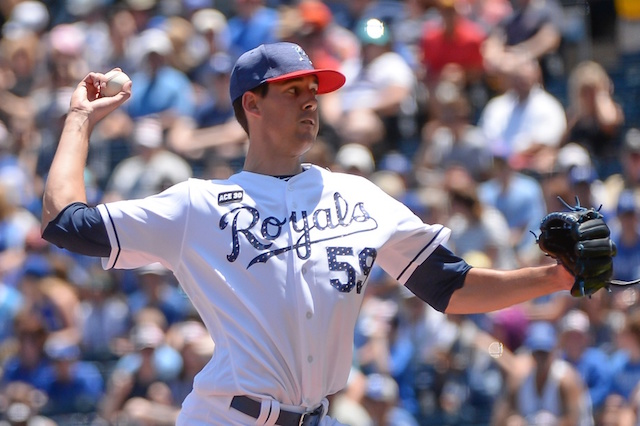 Dodgers Trade News: Luke Farrell Acquired From Royals