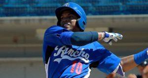 Yusniel Diaz, Los Angeles Dodgers, Rancho Cucamonga Quakes