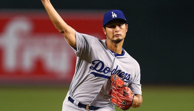 Yu Darvish, Los Angeles Dodgers