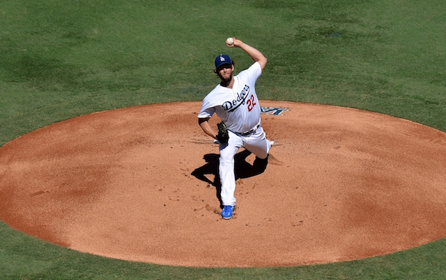 Clayton Kershaw, Los Angeles Dodgers, Dodger Stadium