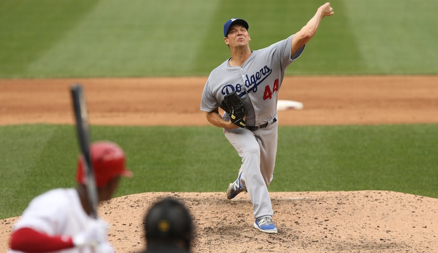 Dodgers Injury News: Rich Hill Throws Bullpen Session, Remains On Track For Start Vs. Nationals