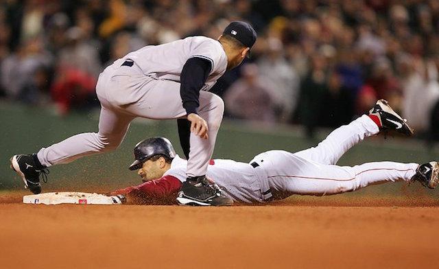 Dave Roberts, Boston Red Sox, 2004 ALCS