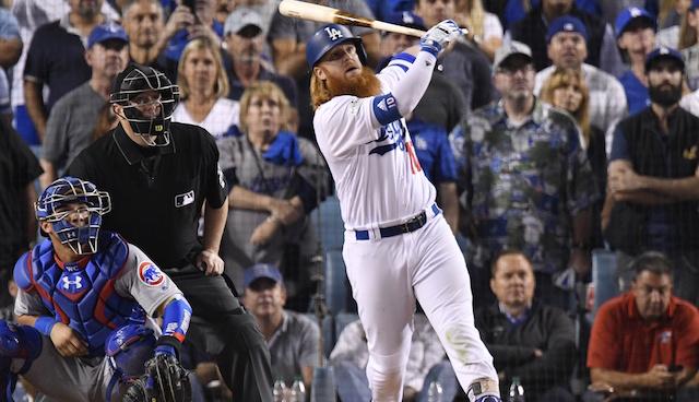 Justin Turner, Los Angeles Dodgers