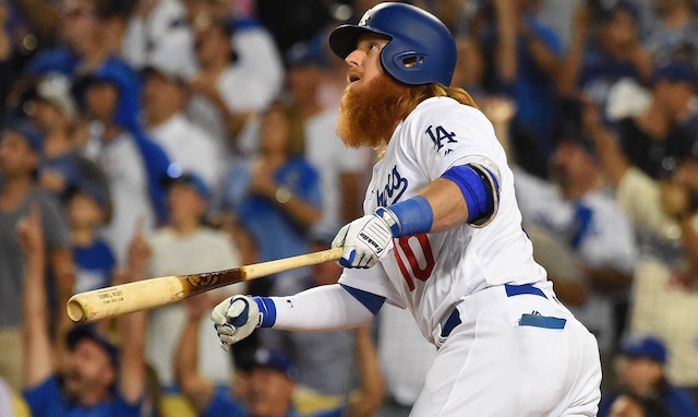 Justin Turner, Dodgers