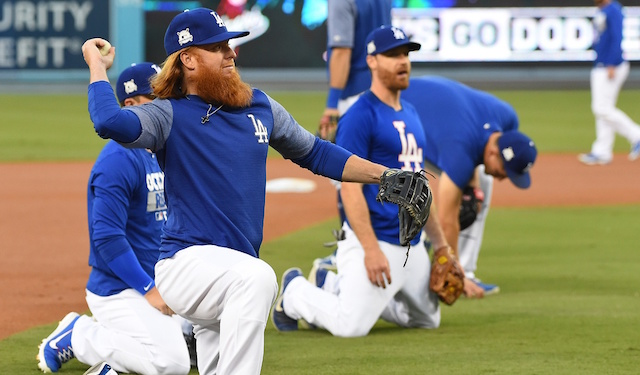 Dodgers Injury Updates: Justin Turner Hitting Off Tee, Rich Hill Improving, And Logan Forsythe Close To Throwing