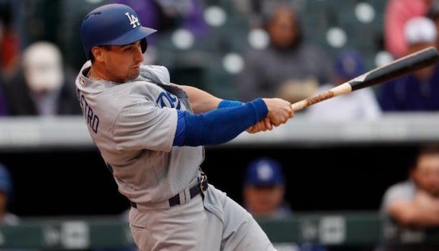 Tim Locastro Traded From Dodgers To Yankees