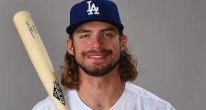 DJ Peters, Los Angeles Dodgers