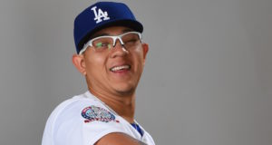 Julio Urias, Los Angeles Dodgers