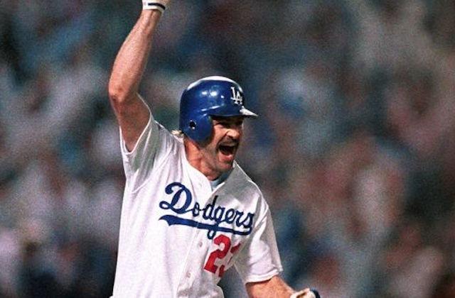 Dodgers, Kirk Gibson