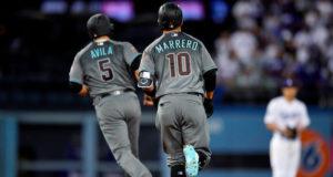 Deven Marrero, Arizona Diamondbacks, Los Angeles Dodgers