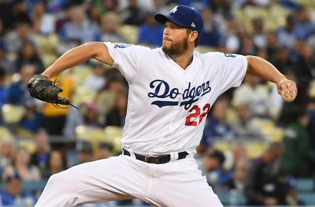 Dodgers News: Clayton Kershaw Wasn't Surprised By Aggressiveness From Nationals Lineup