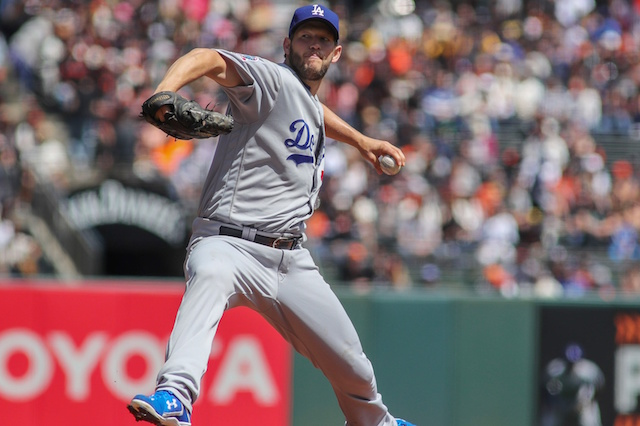 Dodgers News: Clayton Kershaw Says Win Over Giants 'Wasn't Pretty, But We'll Take It'