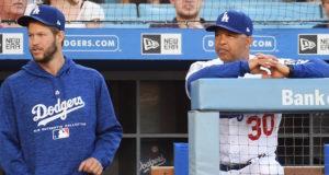 Dodgers, Clayton Kershaw, Dave Roberts