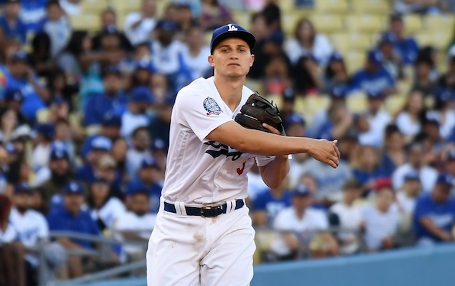 Corey Seager, Los Angeles Dodgers