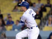Corey Seager, Dodgers
