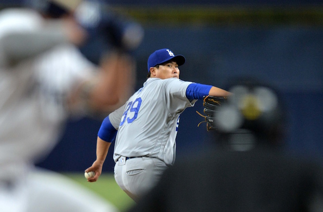 Dodgers News: Hyun-Jin Ryu Happy With Command Against Padres