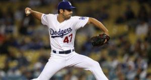 J.T. Chargois, Los Angeles Dodgers