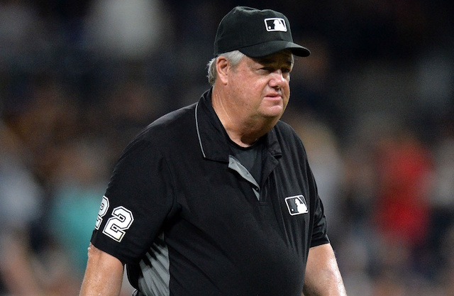 Umpire Joe West sues former MLB All-Star for claiming he took bribes