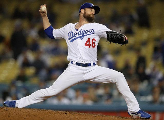 Josh Fields, Dodgers