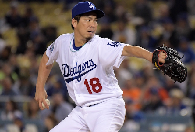 Dodgers News: Kenta Maeda Focused On Pitching Well In Absence Of Rich Hill, Clayton Kershaw And Hyun-Jin Ryu