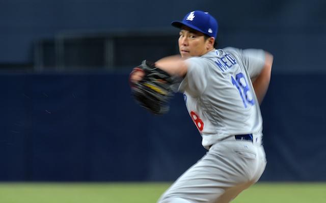 Dodgers News: Kenta Maeda Believes He Needs To Improve With Runners In Scoring Position