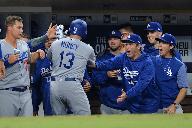 Dodgers News: Max Muncy Relieved To Hit First Home Run
