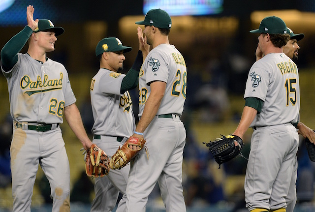 Dave Roberts: Dodgers 'Outplayed,' Had 'Butts Kicked' By Athletics