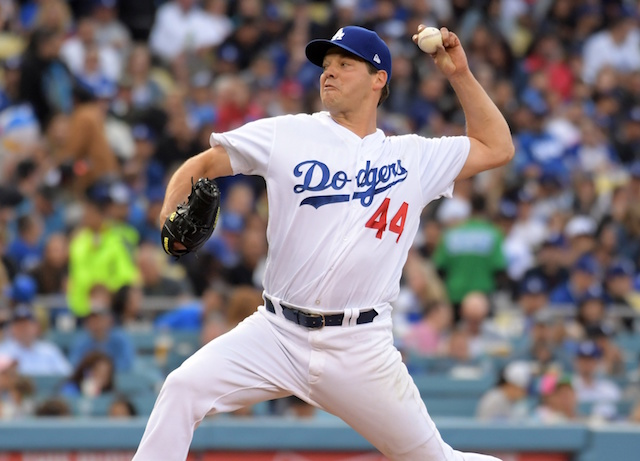 Dodgers News: Adam Liberatore Recalled From Triple-A Oklahoma City, Rich Hill Placed On Disabled List