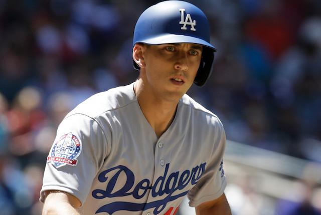 Austin Barnes, Dodgers