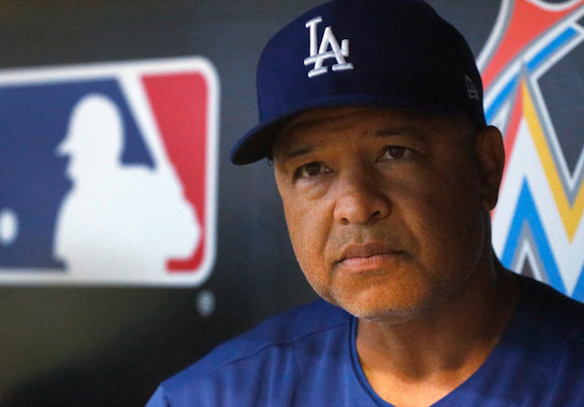 Dave Roberts Concedes 2018 Season Has Been 'Most Difficult' Since Becoming Dodgers Manager