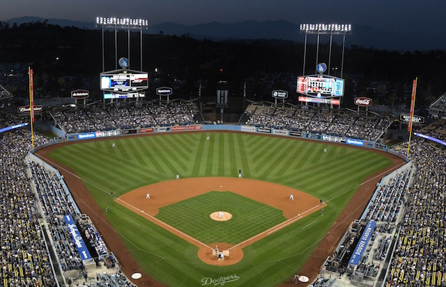 Dodgers, Dodger Stadium