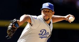 Edward Paredes, Dodgers