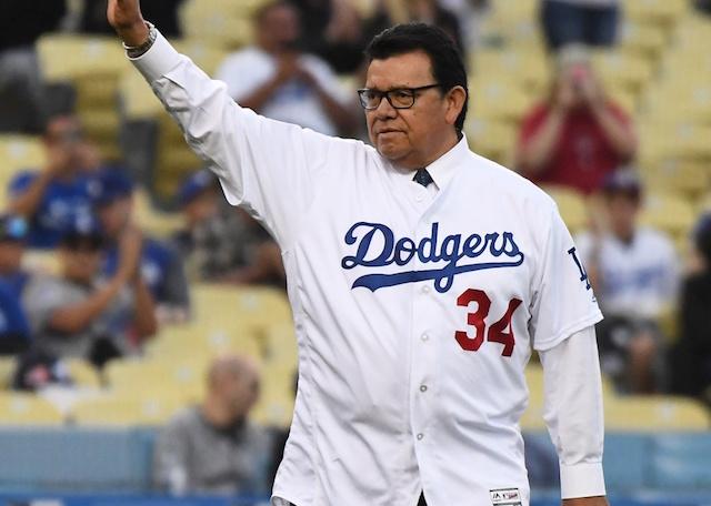 Fernando Valenzuela, Dodgers