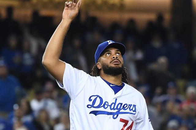 Dodgers News  Kenley Jansen Feeling  Fantastic  After Heart Surgery ... 04a5e9988ca7