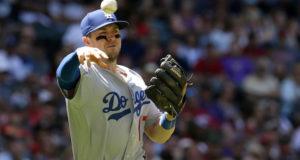 Kyle Farmer, Dodgers