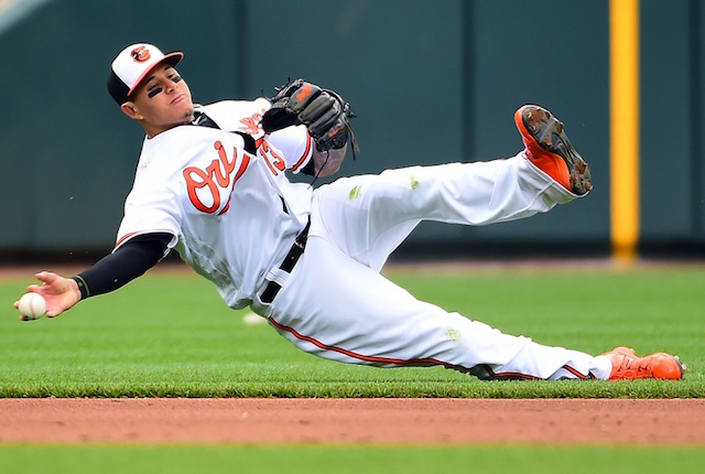be64d47df5b MLB Trade Rumors  Dodgers To Acquire Orioles  Manny Machado Barring ...