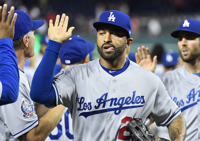 Matt Kemp Calls Doubleheader Sweep Of Nationals 'Pretty Big' For Dodgers