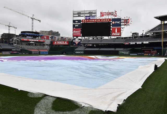 Dave Roberts Confident Dodgers, Nationals Will Complete 3-Game Series Despite Rainy Forecast