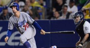 Tim Locastro, Dodgers