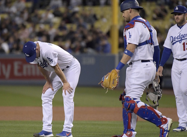 Dodgers News: Dave Roberts Felt Walker Buehler Remaining In Game After Line Drive To Ribs Was 'Inspirational'
