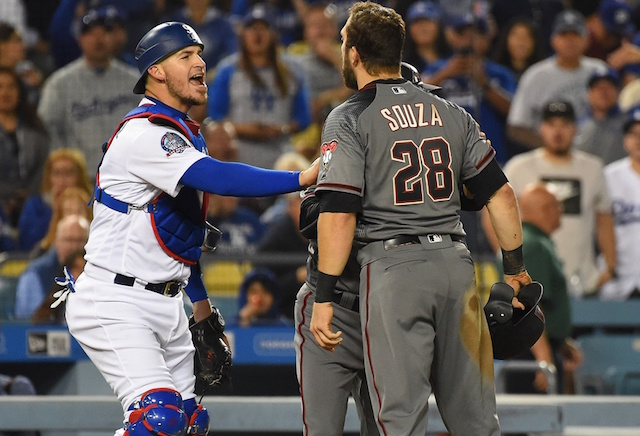 Diamondbacks' Steven Souza Jr. Defends Takeout Slide, Compares His Style Of Play To Dodgers' Chase Utley