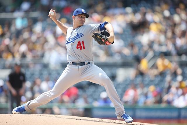 Daniel Hudson, Dodgers