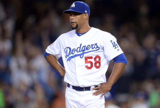 Edward Paredes, Los Angeles Dodgers