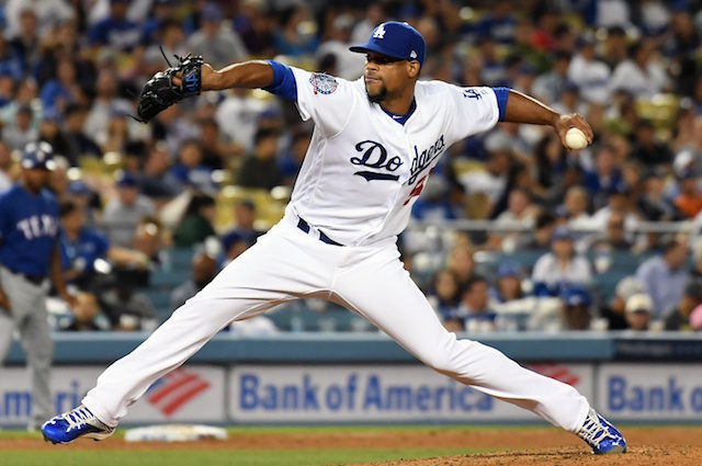 Edward Paredes, Los Angeles Dodgers